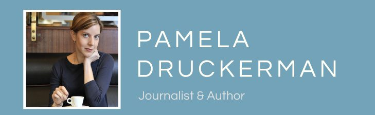 pamela, druckerman