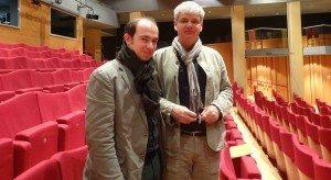 Francois Dumont et Olivier Légueret