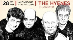 THE HYENES, rennes, villejean