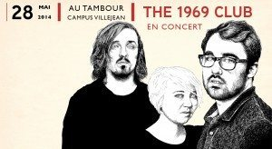 the 1969, club, campus, villejean, 28 mai 2014