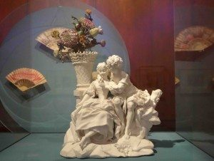 Le Flûteur, musée national de la Céramique, Sèvres