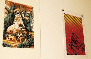 blindspot, expo, Atelier McClane, rennes