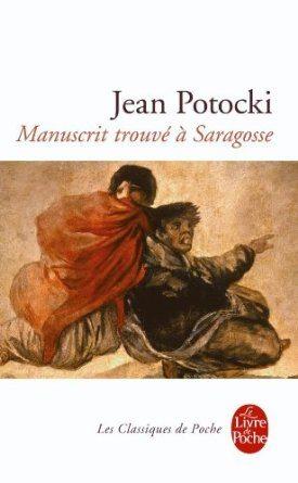 jean potocki, manuscrit saragosse