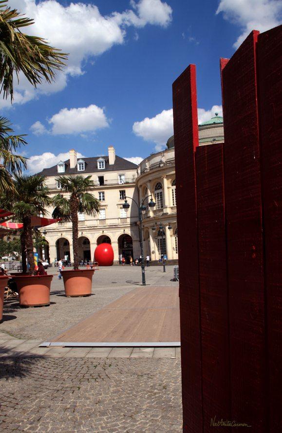 redball Rennes, Nat Anita Carmen