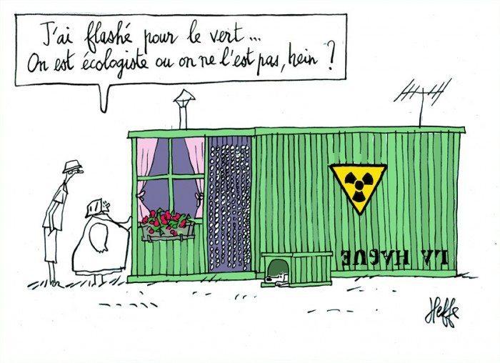 container écologique
