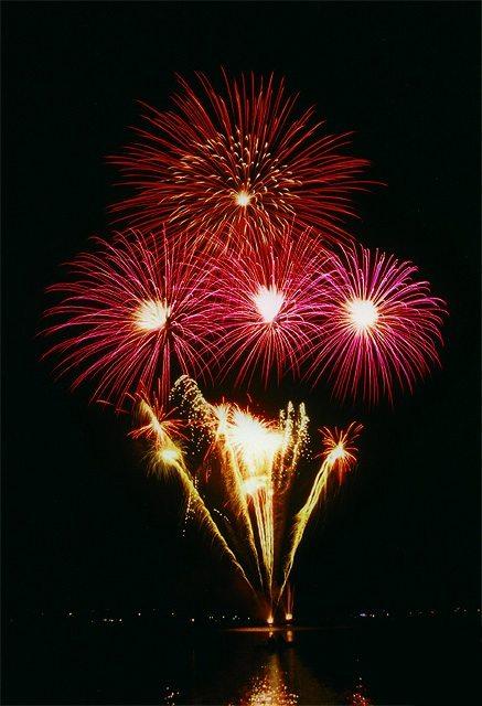 feu d artifice 13 juillet