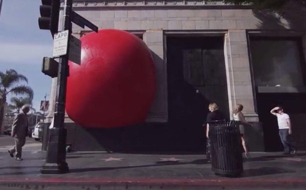 redball, project, Kurt, Perschke