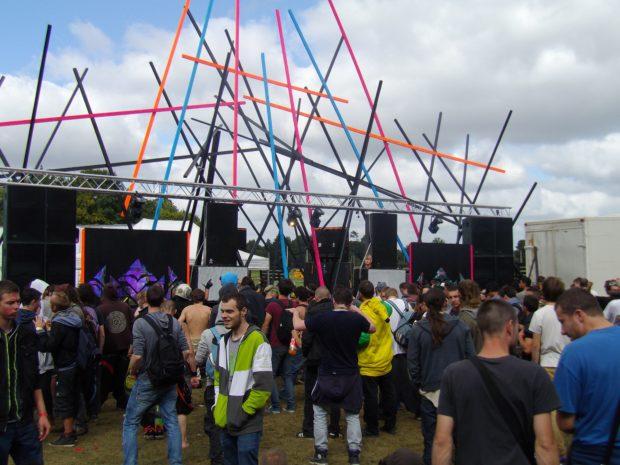 Les rencontres alternatives free festival 2016