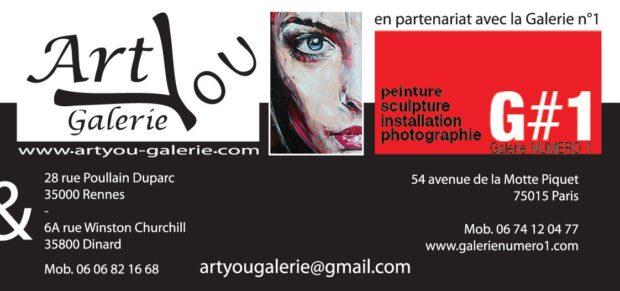 galeries et ateliers d'artiste de Dinard