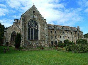 Abbaye Saint-Magloire de Léhon