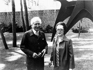 Marguerité et Aimé Maeght