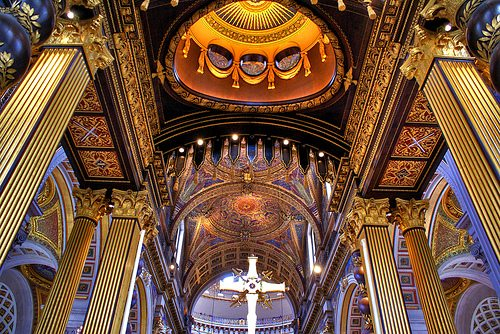 cathédrale saint paul londres