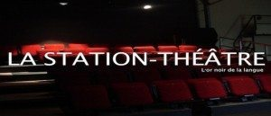 station théâtre