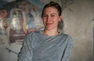 Mette Ingvartsen photo de Camilla Bjelkas