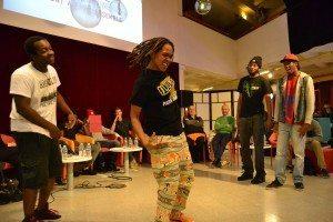 Danses Urbaines