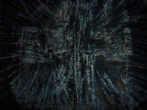 Les 4 frappes sourdes, peinture de Marc Hurtado