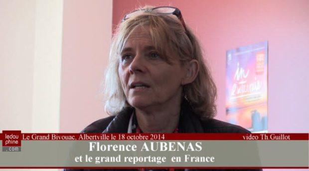 Florence Aubenas En France