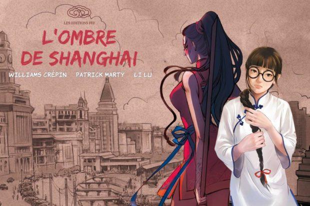 ombre de shanghai