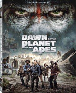 planète singes affrontement