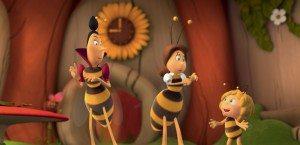 dessin animé maya l'abeille