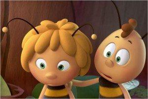 aventure maya l'abeille