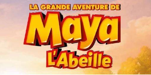 poster maya l'abeille