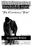 the flamenco thief au Papier timbré