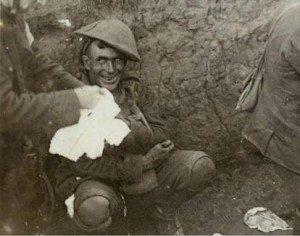 medecine-obusite-traitement-electrique-soldat
