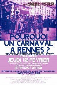 carnaval rennes