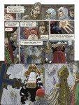 collection les grands peintres glenat bd goya jan van eyck