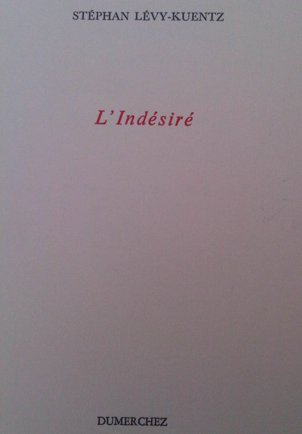 indesire levy kuentz pamphlet erudit