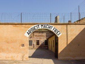 Camp de Terezin-Theresienstadt