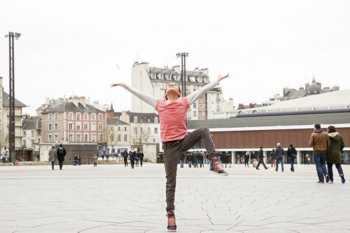 Imane Alguimaret danse Étude Révolutionnaire photo Nyima Leray