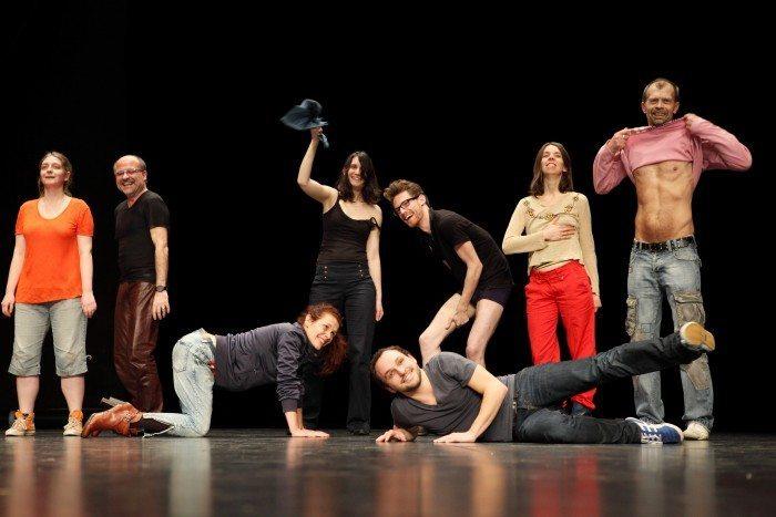 The show must go on photo Caroline Ablain