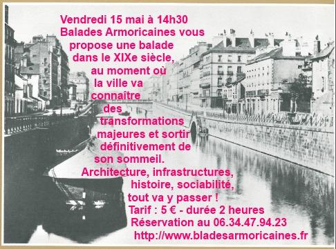 Rennes au XIXe