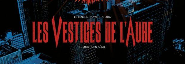 bd Les Vestiges de l'aube