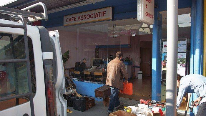 Café associatif le gast