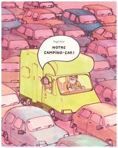 Notre camping car Magali Arnal