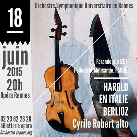 orchestre symphonique universitaire rennes