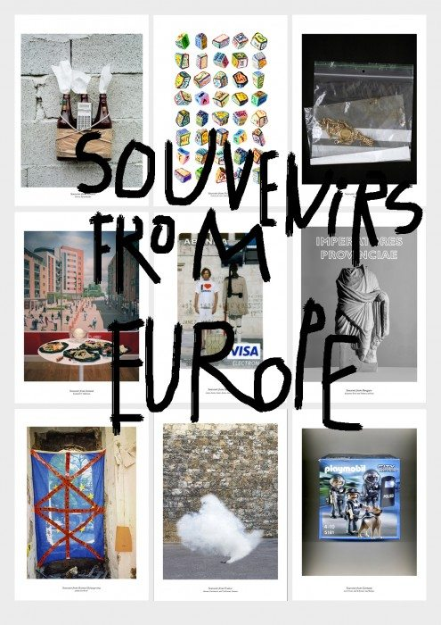exposition souvenirs from europe