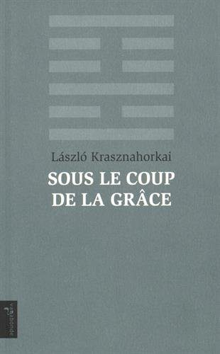 Laszlo Krasznahorkai Vagabonde
