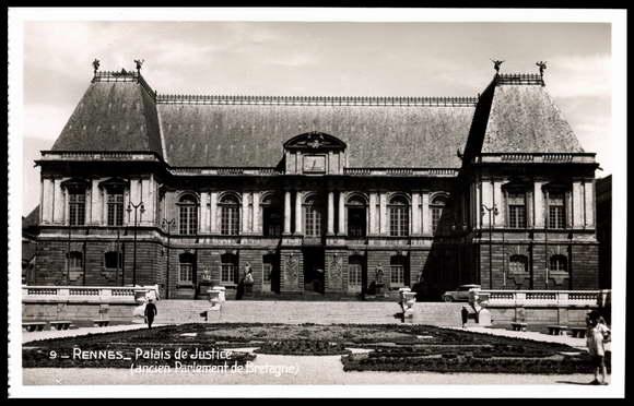 Parlement bretagne