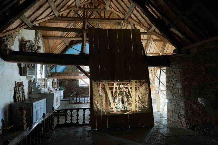 art dans les chapelles