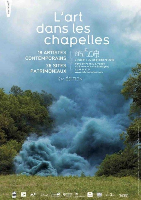 art dans les chapelles 2015