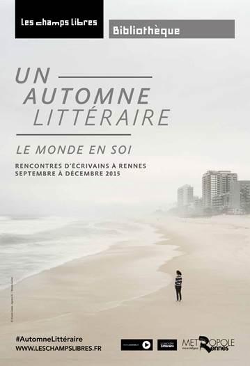 automne littéraire rennes champs libres