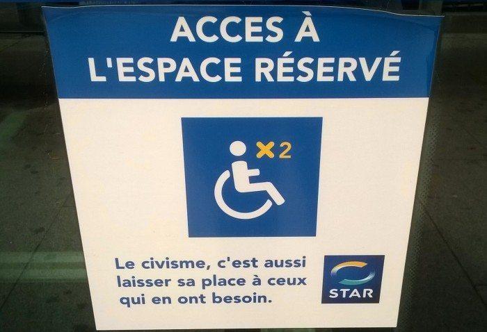 logo bus handicap