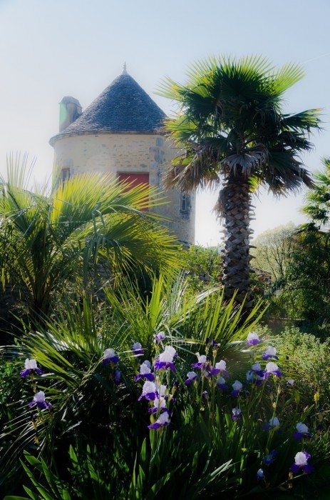 jardin retraite