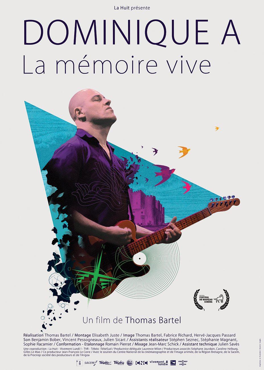 Dominique A Mémoire Vive