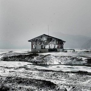 Denis Rouvre low tide expo rennes