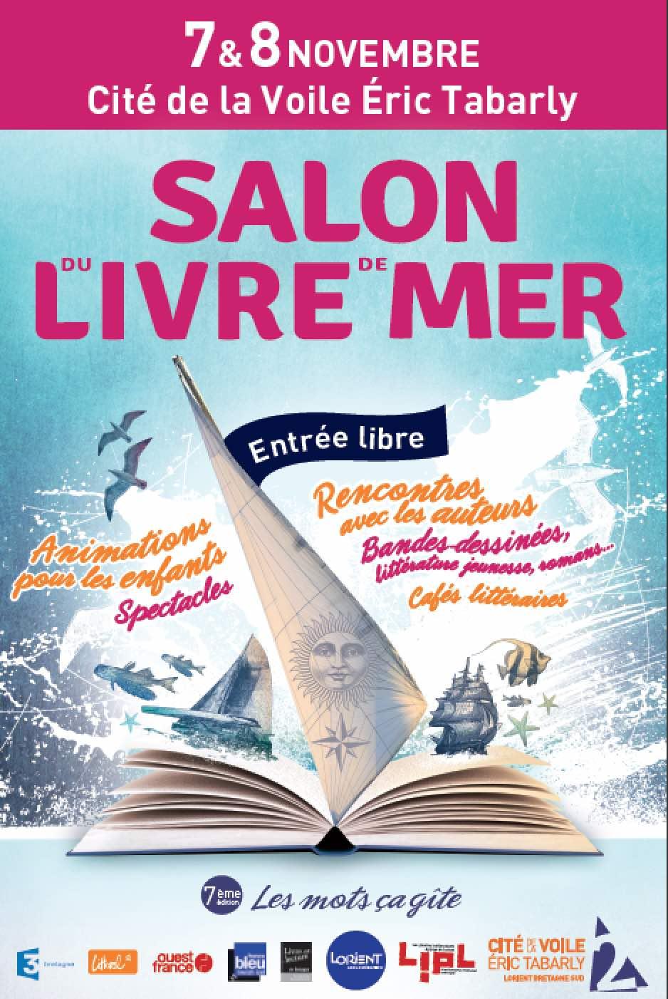 salon du Livre de Mer lorient